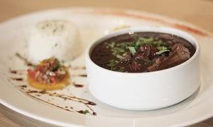 """Le Pain de sucre: Menus """"Tradition Rio"""" en 3 mets pour 2 personnes à 39,99 € au restaurant Le Pain de Sucre"""