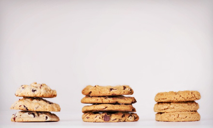 The Cookieman - Tallahassee: Late-Night Cookie Delivery from The Cookieman (Half Off). Two Options Available.