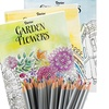 Adult Coloring-Book Kit (51-Piece)