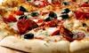 Half Off Pizza at Slyce Pizza Bar