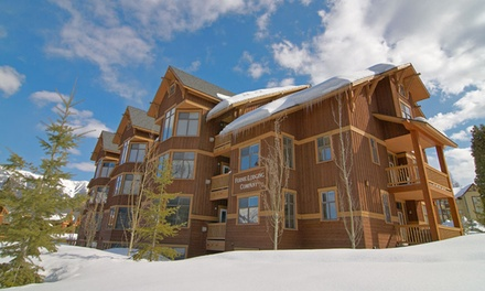 2-Night Stay for Four in a Platinum Suite at Timberline Lodges in Fernie, BC. Combine Up to 4 Nights.