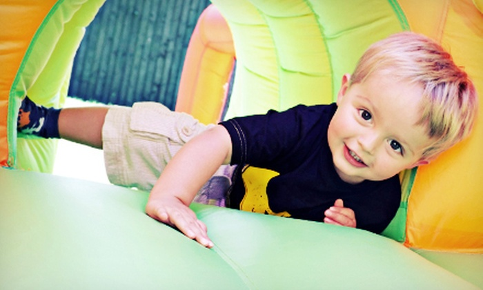 Jump!Zone - North Little Rock: Two or Four Open-Play Sessions at Jump!Zone (Up to 53% Off)