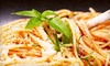 Papa's Place - Daphne: Italian Fare for Dinner or Lunch at Papa's Place in Daphne (Half Off)