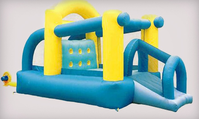 Alison's Parties To Go - Long Island: $245 for a Four-Hour Bounce-House Rental from Alison's Parties To Go ($499 Value)