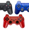 Wireless Bluetooth Controllers for Sony PlayStation 3 (2-Pack)