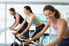 Burg Fitness - Uptown: One Month of Unlimited Cycling Classes with Optional Group Fitness Classes at Burg Fitness (Up to 75% Off)