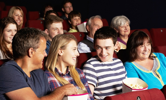 Allwood Cinema 6 - Allwood: One or Two Movie Tickets with Hotdogs, Drinks, and Popcorn at Allwood Cinemas (Half Off)