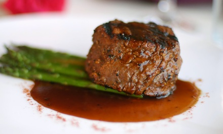 $22 for $40 Worth of New American Cuisine at EBT Restaurant