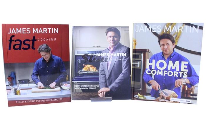 james martin cook book collection set