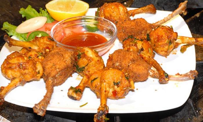 Mehek Restaurant - Princeton: $15 for $30 Worth of Indian Cuisine at Mehek Restaurant