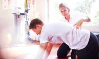 Chiropractic Exam with X-Rays and One or Two Treatments at The Back Pain Centre (Up to 86% Off)