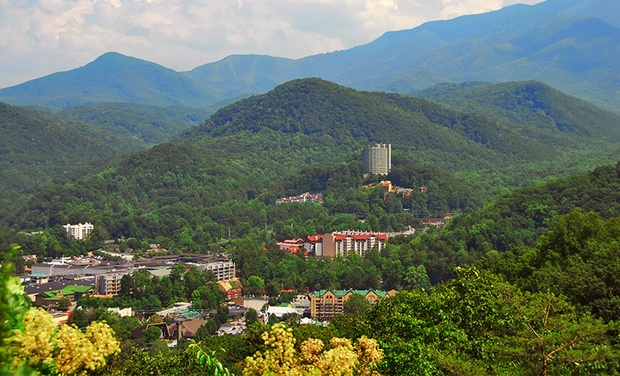 Alamo Car Rental Gatlinburg Tn
