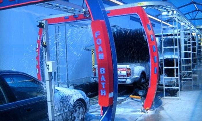Clean Freak Car Wash - Multiple Locations: $24for $40 Worth of Car Washes at Clean Freak Car Wash