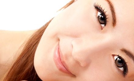 One or Three Brow Waxes or One Brow Wax with an Upper Lip Wax at           4Me Salon & Skincare (Up to 48% Off)