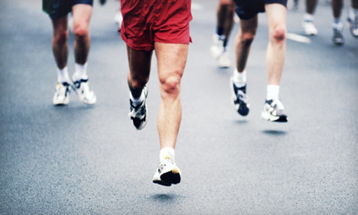 Homeless Childrens Education Fund - North Park Boathouse: $12 for Entry for One to the Stand Up and Run 5K on October 20 from Homeless Children's Education Fund ($30 Value)