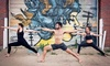 FLEX Yoga + Barre - North Denver: 5 Yoga and Barre Classes or 8-Weeks of Belly Dancing at FLEX Yoga + Barre (Up to 61% Off)