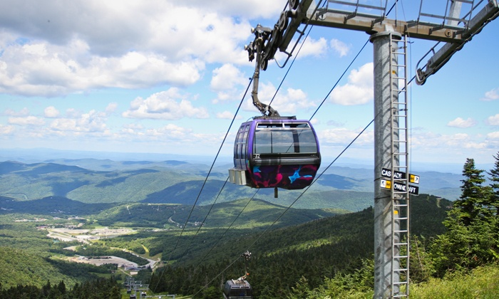 Killington Resort - Killington Vermont: Scenic Gondola Ride for Two or Four at Killington Resort (Up to 45% Off)
