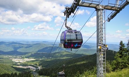 Scenic Gondola Ride for Two or Four at Killington Resort (Up to 45% Off)