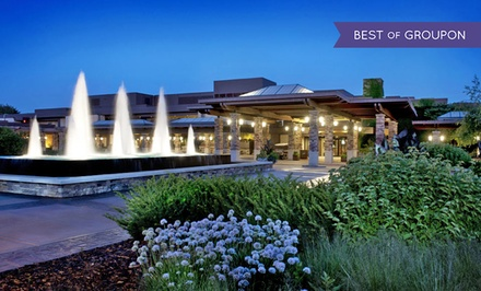 groupon daily deal - Stay at Grand Geneva Resort & Spa in Lake Geneva, WI. Dates into June.