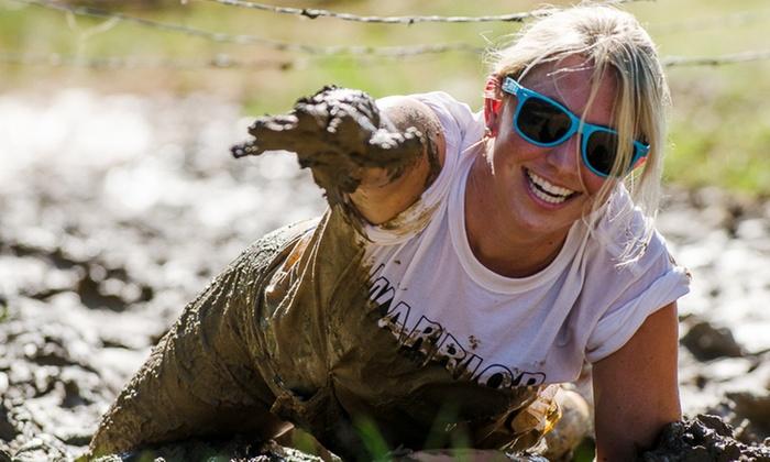 Sharkarosa Mud Run - Pilot Point: $29 for 5K Muddy Monster Mash Admission for One on October 17, 2015 at Sharkarosa Mud Run ($50 Value)