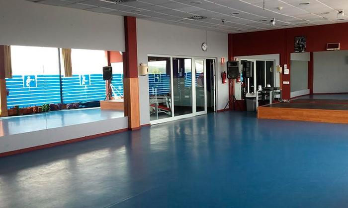 Acceso ilimitado a gimnasio c rdoba fitness groupon for Gimnasio 6 meses