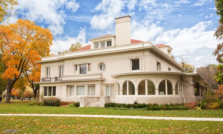 Historic-Home Twilight Tour plus Wine for One, Two, or Four at Pleasant Home Foundation (Up to 42% Off)