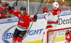 Rockford IceHogs vs. Iowa Wild : Rockford IceHogs (AHL) Hockey Game on Friday, Oct. 30, at 7 p.m.