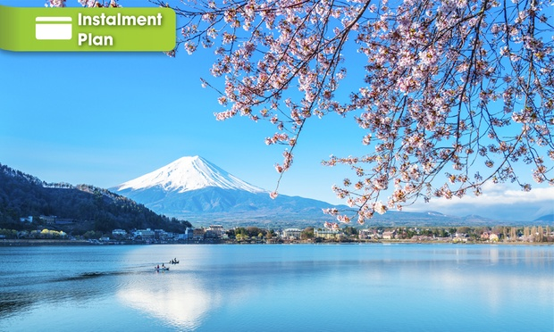 6D5N Tour of Japan + 5-Star Stay 0
