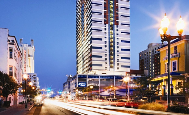 Wyndham Skyline Tower - Atlantic City, NJ: Stay at Wyndham Skyline Tower in Atlantic City, NJ, with Dates into December