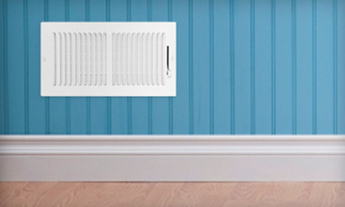 Max-Air - Ottawa: Cleaning for Up to 10 Air-Duct Vents with Optional Furnace Cleaning from Max-Air (Up to 67% Off)
