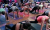 Burn Within Yoga - Grove City: Up to 62% Off Yoga Classes at Burn Within Yoga