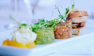 Quindici 15: 3-Course Table d'Hôte including Espresso for Two or Four at Quindici 15 Resto-Bar (Up to 60% Off)