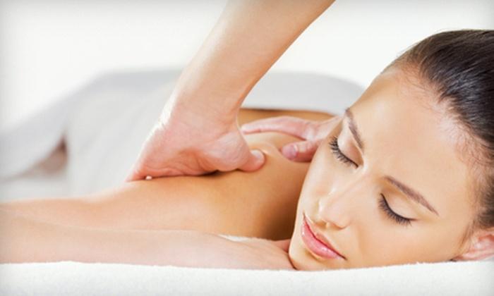 Indulgence Salon and Boutique - Ashland: $62 for a 60-Minute Massage and Spa Mani-Pedi at Indulgence Salon and Boutique ($125 Value)