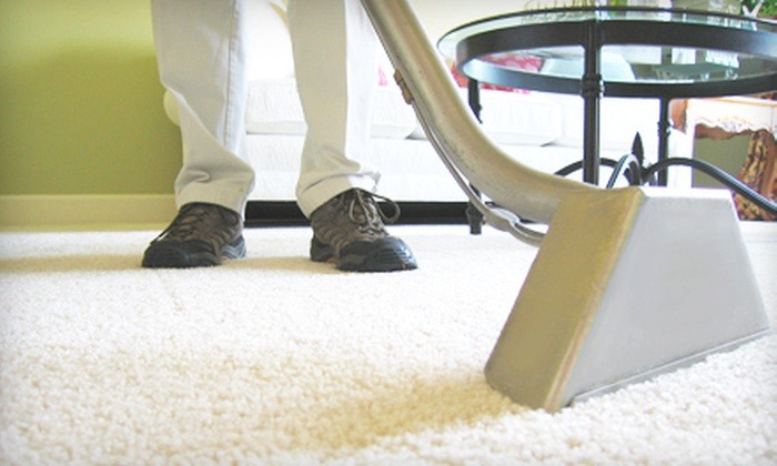 Sir Carpet - Phoenix: Carpet Cleaning for Three or Five Rooms with Option for Hallway or Staircase from Sir Carpet (Up to 81% Off)