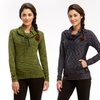 Balance Happy Camper Women's Cowl Top