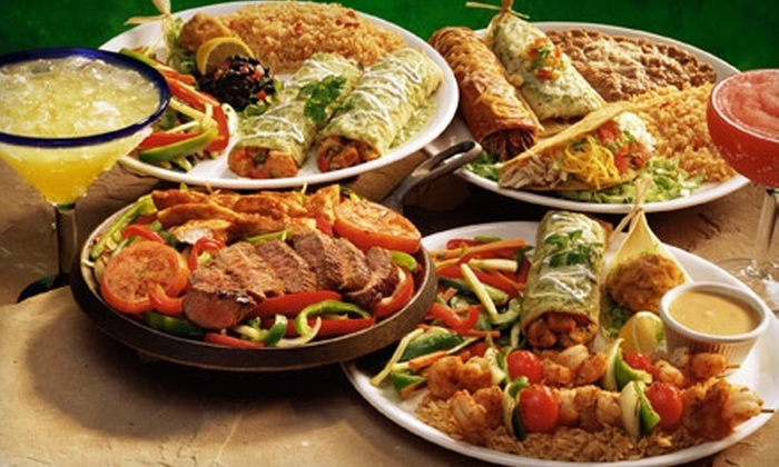 El Rodeo Mexican Restaurant - Northeast Anchorage: Mexican Food at El Rodeo Mexican Restaurant (Half Off). Two Options Available.