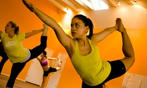 $39 For One Month Of Unlimited Hot-yoga Classes At California Yoga Company ($250 Value)