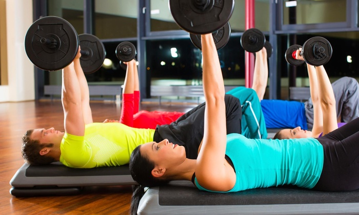 Dynamic Health & Fitness - West Columbia: 30 Days of Unlimited Gym Access from Dynamic Health & Fitness  (45% Off)
