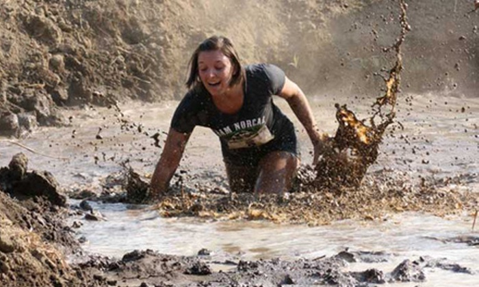 Mud Blast - East Colusa: Regular 5K Entry or VIP Entry to the Mud Blast on Saturday, September 14 (Up to 51% Off)