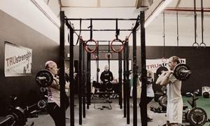 CrossFit Flex: Four Weeks of Gym Membership at CrossFit Flex (75% Off)