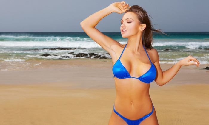 Hair Images - Multiple Locations: Brazilian Wax with Optional Underarm Wax at Hair Images (Up to Half Off)