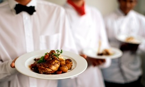 Urban Comfort Catering: Catering for 10 or 20 People from Urban Comfort Catering (50% Off)