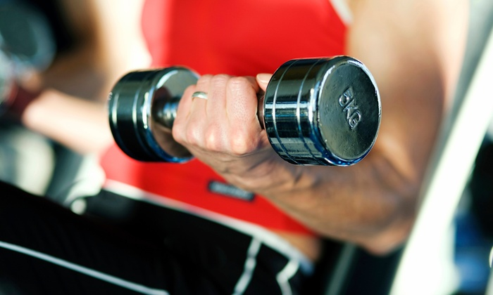 Get A Grip Total Fitness - Multiple Locations: $49 for a 21-Day Boot-Camp Program with Meal Plan at Get A Grip Total Fitness ($177 Value)