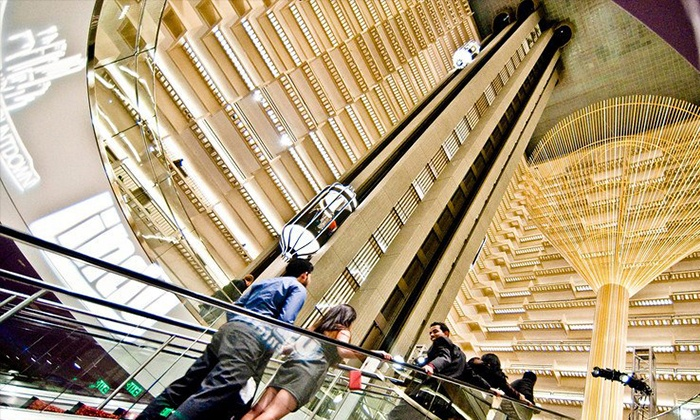 Downtown Countdown New Years Eve - Hyatt Regency Atlanta: $20 Off General Admission to Downtown Countdown on New Year's Eve with Buffet and Open Bar
