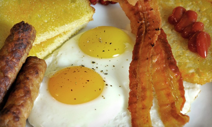 Bistro 1902 - Downtown Hollywood: Brunch for Two, Four, or Six with Entrees, Sides, and Mimosas at Bistro 1902 in Hollywood (Up to 66% Off)
