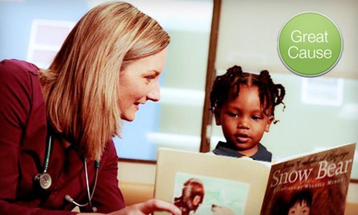 Phoenix Children's Hospital - Downtown Phoenix: $10 Donation to Children's Hospital Library