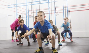 Fitness Express: Five or Ten Group Fitness Sessions for a Child or Adult at Fitness Express (Up to 63% Off)