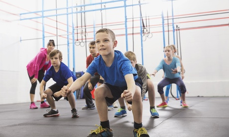 $25 for One Month of Kids' Sports Training Course at Active Health And Fitness Club ($50 Value) 01c486b6-77b2-40ef-9df7-ad92b1fd005b