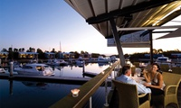 Gold Coast, Stradbroke Island: Two- or Three-Night Escape for Up to Eight People at 4* Couran Cove Island Resort