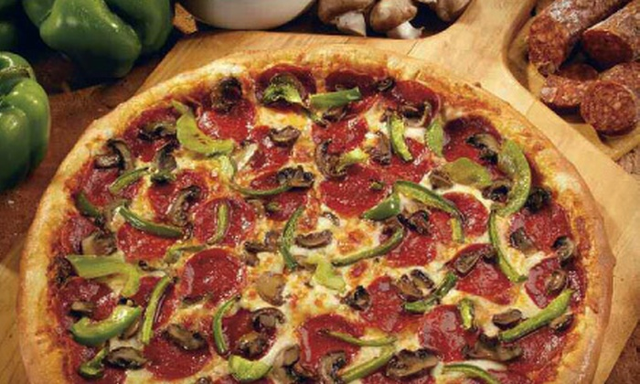 Marco's Pizza - Hulen Bend: $10 for $20 Worth of Pizza and Subs at Marco's Pizza